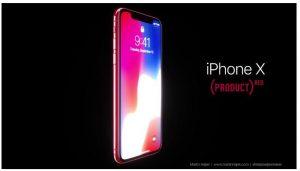 หรือเราอาจจะได้เห็น 'iPhone' สีแดงกันภายในเดือนนี้ ?